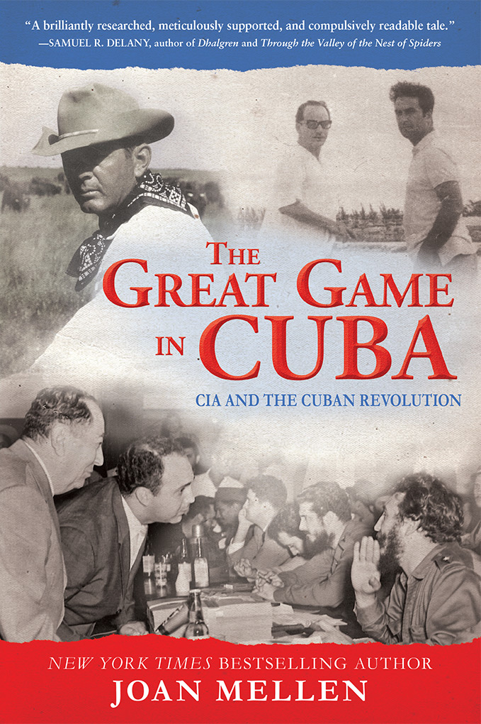 Great-Game-Cuba-Joan-Mellen-Paperback