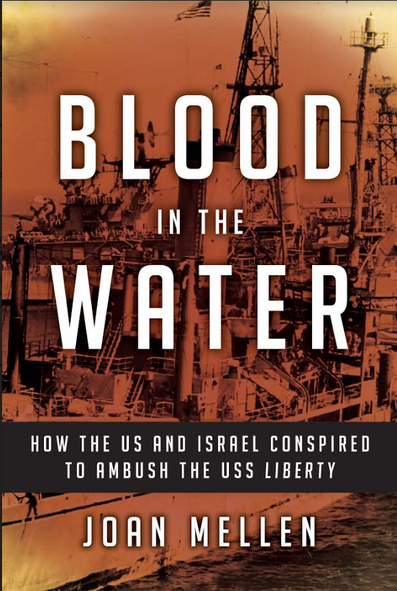"""Book Release Event for """"Blood in the Water: How the US and Israel"""